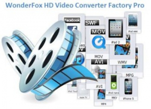 Wonderfox HD Video Converter Factory Pro 18.4 RePack (& Portable) by elchupacabra [Multi/Ru]