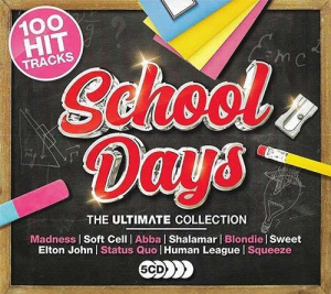 VA - School Days - The Ultimate Collection (5CD)