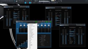 DMG Audio – Plugins Bundle (2019.2.2) VST, VST3, AAX, RTAS (x86/x64) RePack by VR [En]