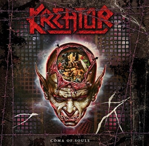 Kreator - Coma Of Souls 2CD, Remastered, 2018, Noise