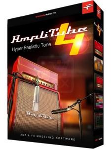 IK Multimedia - AmpliTube 4 Complete 4.9.1 STANDALONE, VST, VST3, AAX (x64) [En]
