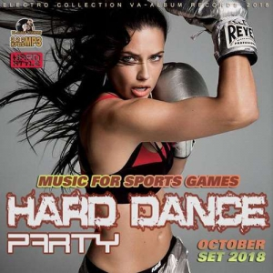 VA - Music For Sports Games: Hard Dance Party