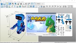 Pepakura Designer 4.2.1 RePack (& Portable) by TryRooM [Multi/Ru]