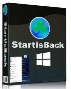 StartIsBack++ 2.8.5 StartIsBack+ 1.7.6 StartIsBack 2.1.2 RePack by elchupacabra [Multi/Ru]