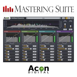 Acon Digital - Mastering Suite 1.1.1 VST, VST3, AAX (x86/x64) [En]