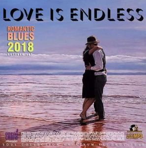 VA - Love Is Endless: Blues Rock Collection