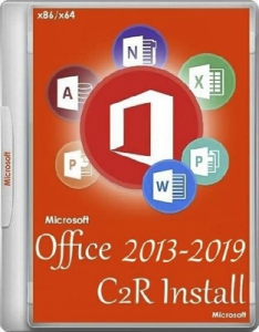 Office 2013-2019 C2R Install + Lite 7.0 Portable by Ratiborus [Ru/En]