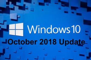 Microsoft Windows 10 10.0.17763.107 Version 1809 (October 2018 Update) - Оригинальные образы от Microsoft [Ru]