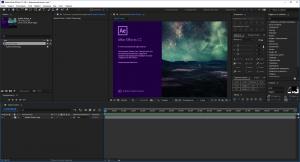 Adobe After Effects CC 2019 (16.1.0.204) Portable by XpucT [Ru/En]