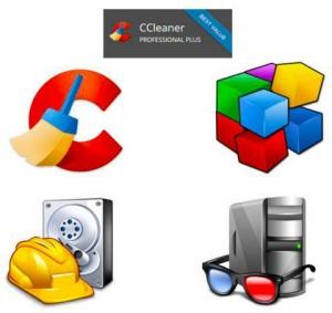 CCleaner Professional Plus 5.72.7994 Final [Multi/Ru]