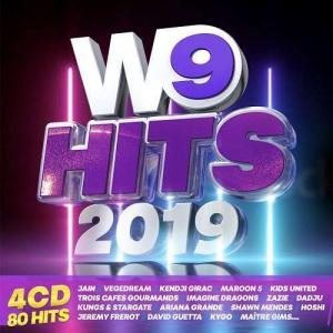 VA - W9 Hits 2019 4CD Multipack