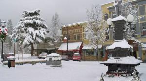 Последнее рождество в Вермонте