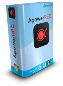ApowerREC 1.3.7.10 RePack (& Portable) by TryRooM [Multi/Ru]