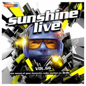 VA - Sunshine Live Vol.66 [3CD]