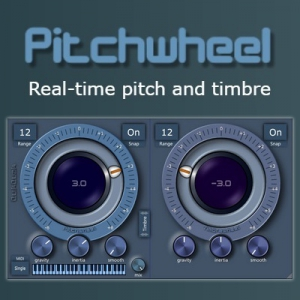 QuikQuak - Pitchwheel 5.0.2 VST, VST3, AAX (x64) RePack by VR [En]