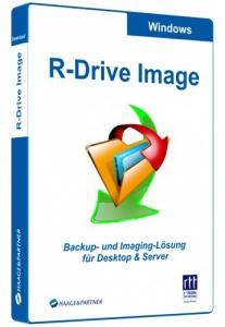 R-Drive Image 6.3 Build 6305 + BootCD [Multi/Ru]