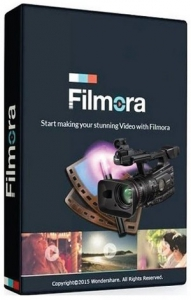 Wondershare Filmora v.8.7.6.2 + Effects Mega Pack Repack by AZBUKASOFTA [Multi/Ru]