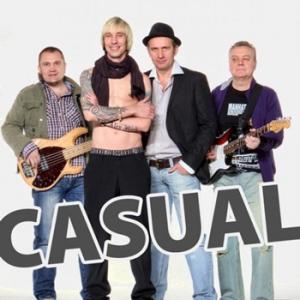 Casual - 6 Альбомов, 10 Синглов
