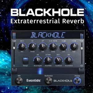Eventide - BlackHole 2.0.8 VST, AAX (x86/x64) RePack by AudioUTOPiA [En]