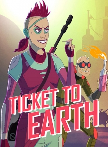 Ticket to Earth: Episode 1-3