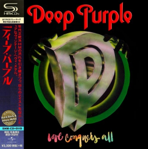 Deep Purple - Love Conquers All (Greatest Ballads)