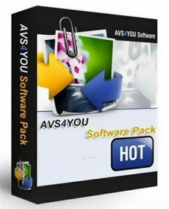 AVS Video Software 12.9.6.20 RePack (& Portable) by elchupacabra [Multi/Ru]