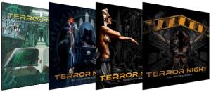 VA - Insane Records presents: Terror Night Series - 4 Releases