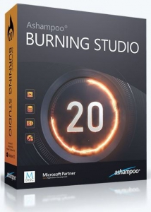 Ashampoo Burning Studio 21.1.0.35 RePack (& Portable) by TryRooM [Multi/Ru]