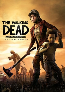 The Walking Dead: The Final Season - Episode 1-4