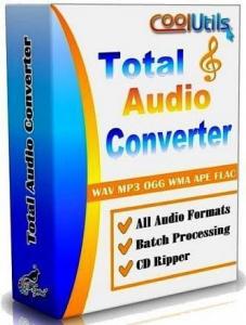 CoolUtils Total Audio Converter 5.3.0.229 [Multi/Ru]