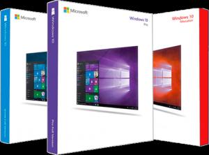 Microsoft Windows 10.0.17134.523 Version 1803 (January 2019 Update) - Оригинальные образы от Microsoft MSDN [En]