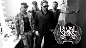 Rival Sons - 6 Albums, 1 EP, 1 Compilation, 1 Live