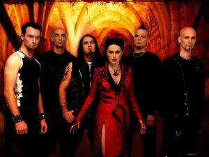 Within Temptation - 8 Albums + 5 Live + 1 Demo + 10 EP'S + 23 Singles + 1 Compilation