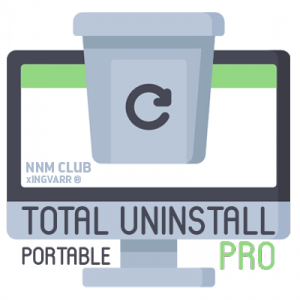 Total Uninstall 6.27.0.565 PRO Portable by FoxxApp (x64) [Multi/Ru]