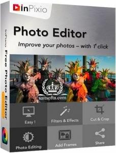 inPixio Photo Editor 10.1.7389 RePack (& Portable) by TryRooM [Ru/En]