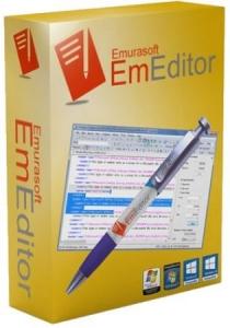 Emurasoft EmEditor Professional 19.0.0 RePack (& Portable) by KpoJIuK [Multi/Ru]