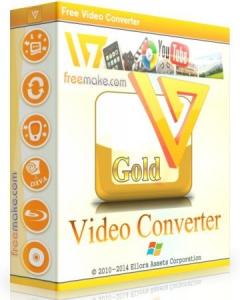 Freemake Video Converter 4.1.10.270 RePack (& Portable) by elchupacabra [Multi/Ru]