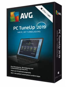 AVG TuneUp 19.1 Build 831 [Multi/Ru]