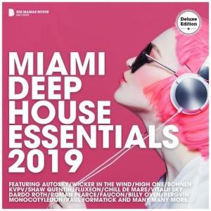 VA - Miami Deep House Essentials 2019 (Deluxe Version)