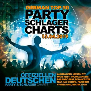 VA - German Top 50 Party Schlager Charts 15.04.2019