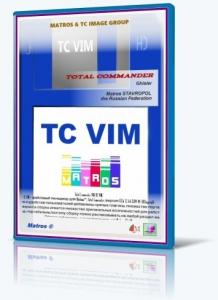 Total Commander 9.22a 64bit 32bit VIM 38 Matros portable [Ru]