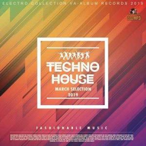 VA - Techno House: Fashionable Music