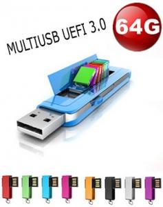 MultiUSB-3.0+UEFI x86 x64 19-01 [Ru]