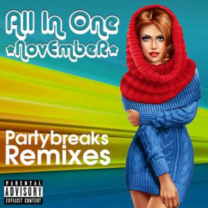 VA - Partybreaks and Remixes - All In One November 004