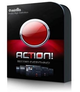 Mirillis Action! 3.10.2 RePack (& Portable) by KpoJIuK [Multi/Ru]