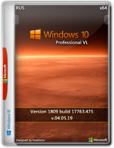 Windows 10 Pro VL 1903 18362.239 x64 Rus by OneSmiLe (14.07.2019)