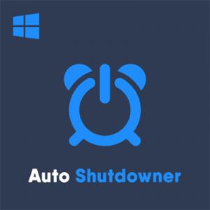 Auto Shutdowner + portable 1.0.2 [Ru/En]