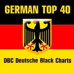 VA - German Top 40 DBC Deutsche Black Charts 17.05.2019