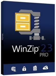 WinZip Pro 23 (13300r) [Multi/Ru]