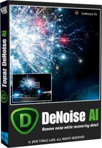 Topaz DeNoise AI 1.3.1 RePack (& Portable) by TryRooM [En]